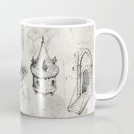 Medieval Barbican Coffee Mug