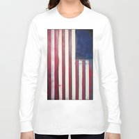 patriarchy Long Sleeve T-shirts featuring Patriarchy by MorganTaylor