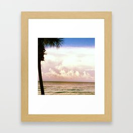 Tropical Day Framed Art Print