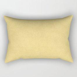 Speckled Texture - Pastel Yellow Rectangular Pillow