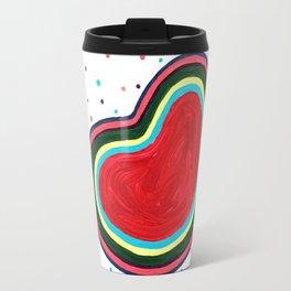 Our Jelly Bean Hearts Travel Mug