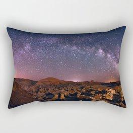 Night Sky - 2 Rectangular Pillow