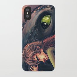 Gift of the Night Fury iPhone Case