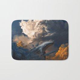 Cloudbreak Bath Mat