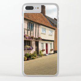 Old England Clear iPhone Case