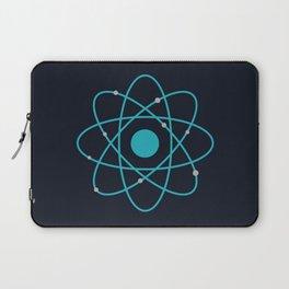 Atom, Molecules, DNA, Science decor, science class Laptop Sleeve