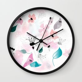 Naturshka 8 Wall Clock