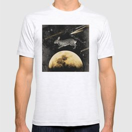 Stalking by the Hunter's moon T-shirt