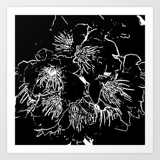 Cherry Blossom #5 Art Print
