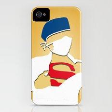 Surgery (Yellow) iPhone (4, 4s) Slim Case