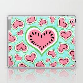 Watermelon Love... Laptop & iPad Skin