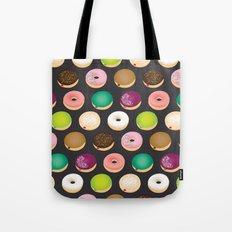 Sweet Donuts Tote Bag