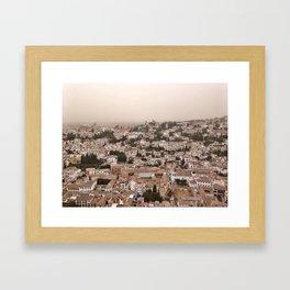 Granada, Spain  Framed Art Print