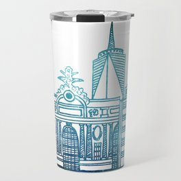New York City Skyline Travel Mug