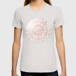 Pleasure Rose Gold T-shirt