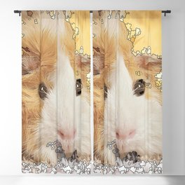 Mapified - Guinea Pig Blackout Curtain