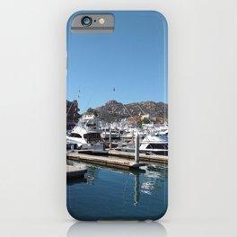 Los Cabos iPhone Case