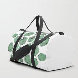 Pentagons of May 26 Duffle Bag