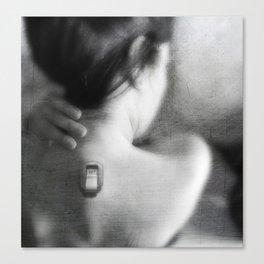 Disconnect. Canvas Print