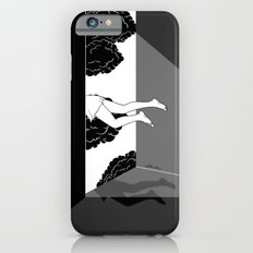 The edge of the world Slim Case iPhone 6