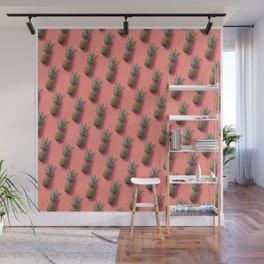 Summer Pattern | Sun Beach Holiday Sea Sand Palm Wall Mural