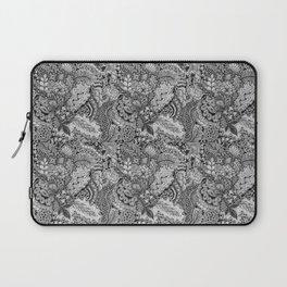 Zentangle®-Inspired Art - ZIA 79 Laptop Sleeve