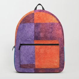 Abstract Geometric Space 1 Backpack