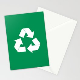 Recycling Stationery Cards