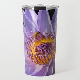 Evening Nymphaea Travel Mug