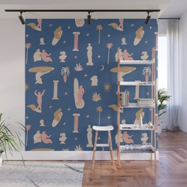 Classy and glassy Wall Mural