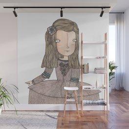 Menina Wall Mural