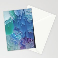 Delicate Deconstruction Stationery Cards