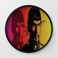 spock Wall Clocks featuring Spock by SVA🌺Silvia Van