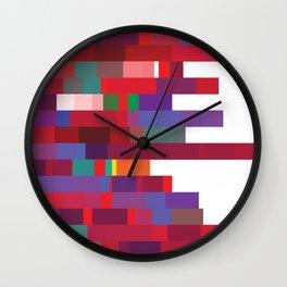 Phinally (08 Phillies) Wall Clock