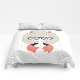 Call me Foxy! Comforters