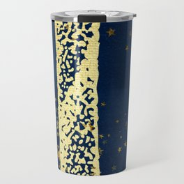 Virgo Zodiac Sign Travel Mug