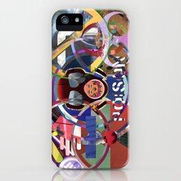 HAZMAT 03 iPhone Case