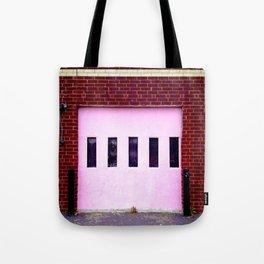 Pink Door #1 Tote Bag