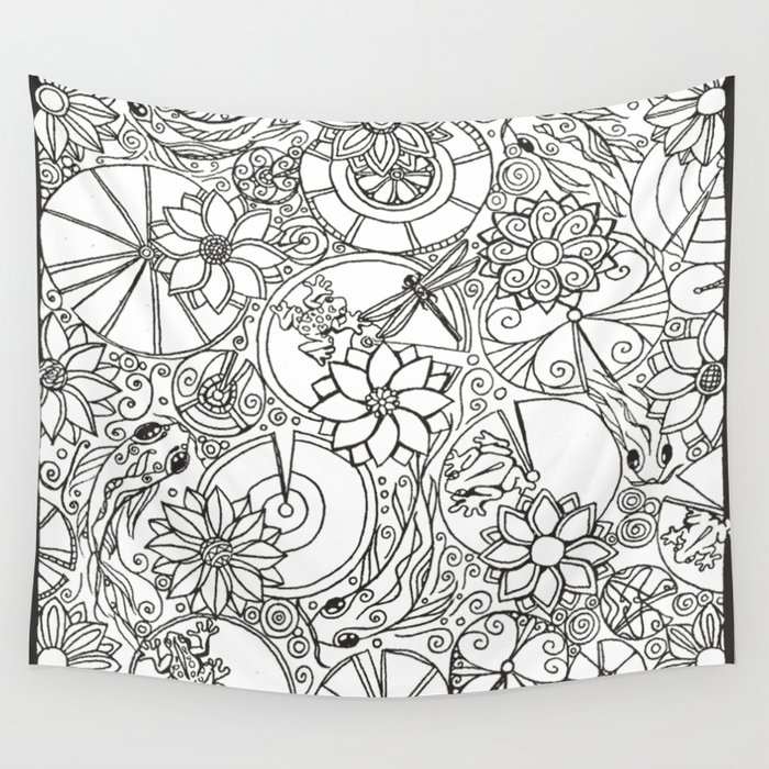 Free Pond Coloring Pages, Download Free Clip Art, Free Clip Art on ...   700x700