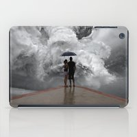 storm iPad Cases featuring Storm by Cs025