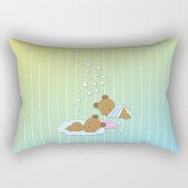 Sleepy Babies Rectangular Pillow