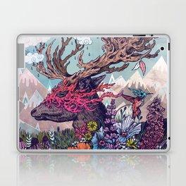 Journeying Spirit (deer) Laptop & iPad Skin