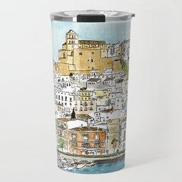 Dalt Vila, Ibiza Travel Mug