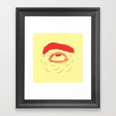 The Terror II Framed Art Print