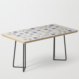 Winter Line up of Petals Coffee Table