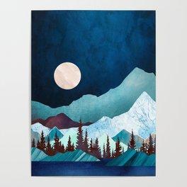 Moon Bay Poster