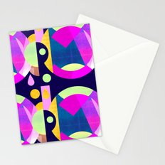 Abstractions No. 5: Pyramid Stationery Cards
