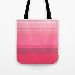 Pink Fade Tote Bag