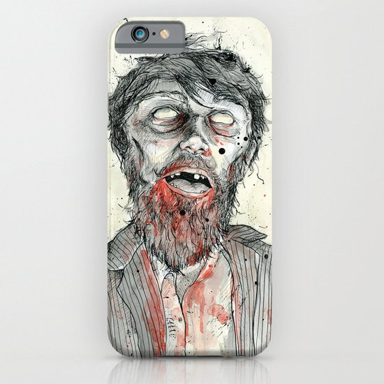 Zombie! iPhone & iPod Case