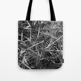 metal line Tote Bag
